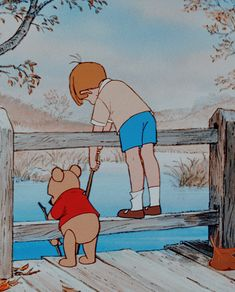 #winniethepooh #lockscreen Winne The Pooh, Cute Winnie The Pooh, Winnie The Pooh Quotes, Winnie The Pooh Friends, Mickey Mouse And Friends, Vintage Cartoon, Cute Cartoon, Cartoon Art, Christopher Robin