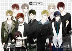 Alive -- Growth and Soara