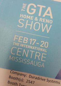 We're coming to The GTA Home&Reno Show Don't forget to check us out at booth See you all there! Reno Shows, Home Reno, Gta, Don't Forget, Check, Pictures, Photos, Photo Illustration, Drawings