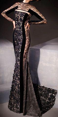 Dresses blankamatragi black lace dresses black dress haute couture