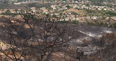 2014 May wildfires.