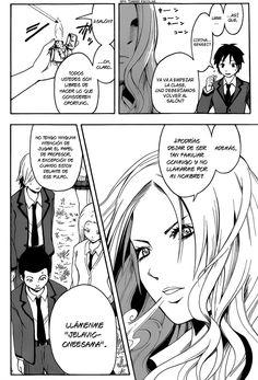 Manga Ansatsu Kyoshitsu -Assassination Classroom- cápitulo 8 página AssassinClass_c008_p01.jpg