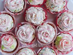 Curly Girl Kitchen - Tips on using meringue powder in buttercream.  I've been adding meringue powder at the wrong time.  Instead of adding with butter/shortening/flavorings, mix MP with the sugar, then add.  Maybe that is why I have been fighting bubbles in my BC!