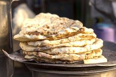 Video: Make Your Own Roti + Book Giveaway | Food: A Love Story