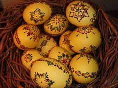 Egg Art, Egg Decorating, Easter Eggs, Wax, Gourds, Patterns, Products, Wood, Photograph Album