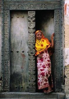 porte africaine