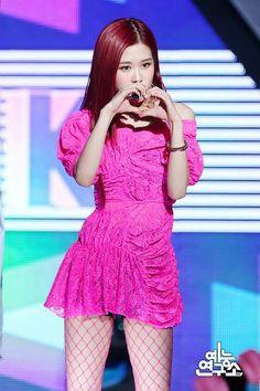 BLACKPINK's photos on MBC Show Music Core