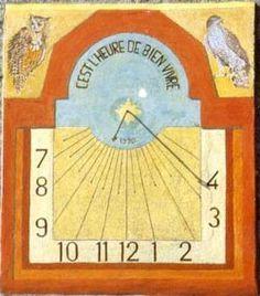 Dossier > Les étapes de construction d'un cadran solaire