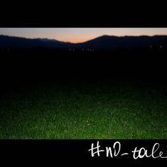 No tale #skantzman #no_tale #heraklion #crete #sky #night #velvia #fuji #colour #35mm #xpro1 #flash #field #grass #manolisskantzakis #photography