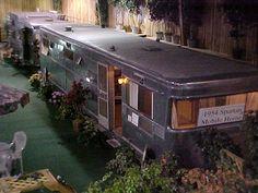 vintage campers | Nancy's Vintage Trailers: Elkhart, Indiana Vintage Trailer Museum