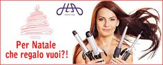 HairArt Italy ti aiuta a scegliere i regali di NATALE: tutti i prodotti sono in SALDO e ancora per qualche giorno con il codice BLACKFRIDAY hai 10 euro di sconto. E tu, che regalo vuoi?! Aspettiamo il Natale insieme! #piastrecapelli #hairartitaly