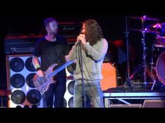 Pearl Jam with Chris Cornell - Call me a dog live PJ20 - YouTube