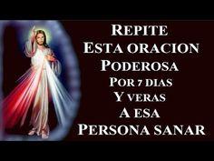 ORACIÓN MUY PODEROSA A JESÚS PARA PARA SANAR Y CURAR ENFERMOS (Leída) - YouTube