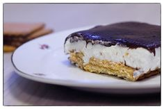 סיפור ישראלי פשוט ומתכון של עוגת ביסקוויטים - העוגה של המדינה. תהנו http://saloona.co.il/haknaanit/?p=1169