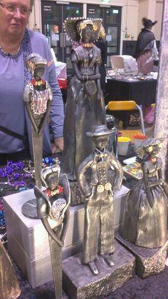 Beelden zeeuwse klederdracht Poppen en Berenbeurs Brabanthallen