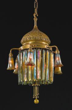 Vintage glass prism lot crystal lot-large 2 14 prisms-old chandelier lamp lighting