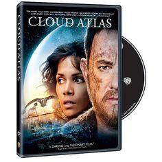 'Cloud Atlas' arrives on DVD and Blu-ray on Tuesday, May 14, 2013. Cast: Tom Hanks, Halle Berry, Jim Broadbent, Hugo Weaving, Jim Sturgess, James D'Arcy, Susan Sarandon, Hugh Grant, Ben Whishaw, Keith David and Doona Bae