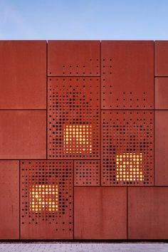 比利時布魯日的城市圖書館