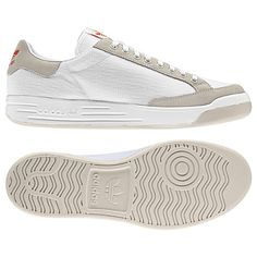 rod laver sneakers. adidas originals. new colorways for summer 2012.