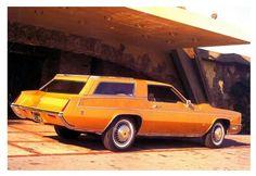 Eldorado wagon
