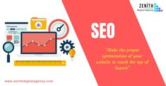 Zenith Digital Agency - A Leading 360 Degree Digital Marketing Agency with hundreds of satisfied clients accross the Globe. Call us - Digital Marketing Services, Email Marketing, Website Promotion, Seo Sem, Web Development Company, Search Engine Optimization, Cool Websites, Improve Yourself, How To Get