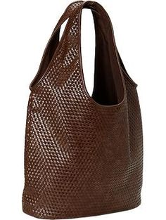 Basketweave Hobo Purse | Old Navy  Why have I not seen this yet!!