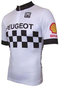 Peugeot Shell Team Jersey.