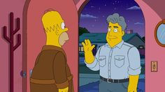 Jay Leno comes to Springfield this Sunday on The Simpsons, May 2016