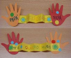 Manualidades Día del Padre: fotos tarjetas de felicitación DIY - Tarjetas Día del Padre con papel