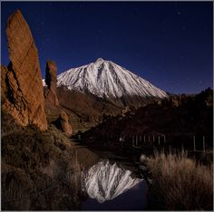 Mount Teide Volcano, Tenerife, Canary Islands.
