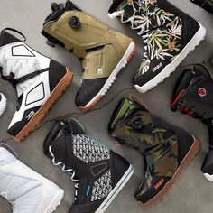 Tear up the park or slay steep and deep powder lines with the best 2020 season snowboard boots from Zumiez. Snowboarding Men, Try On, Slay, Gift Guide, Powder, Pairs, Deep, Drawing, Boots