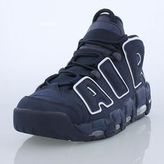 Released in 1996 and worn by Scottie Pippen during the NBA Championship  with the Bulls, the Nike Air More Uptempo is a sneaker with prestige and  style!