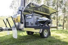 Daves extreme camper project with independent suspension. - From 4wd Trip Community | 4wdTrip.com.au #rvupgrades