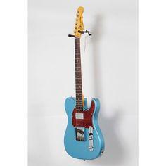 G&L Tribute ASAT Classic Bluesboy Electric Guitar Lake Placid Blue, Rosewood Fretboard 888366008652