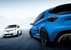 Renault ZOE e-Sport : concept électrique de 460 ch à Genève