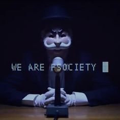 Fsociety Mr Robot Serie I Tv Show