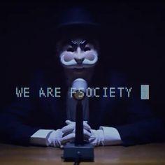 fsociety // Mr. Robot