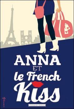 #DÉTENTE #PAUSE #LECTURE Découvrez Anna et le french kiss de Stephanie Perkins