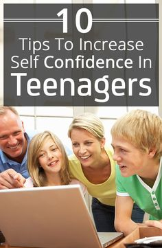 As a parent, want to help your teenagers to regain theeir lost confidence? Check out our 10 interesting tips on how to increase self confidence in teenagers
