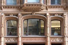Chicago - Architecture & Cityscape: S. Dearborn Street [Fisher Building]