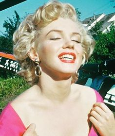 Her skin was so flawless ❤❤ MM photographed at Ray Anthony's birthday in 1952