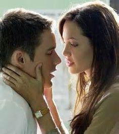 """Taking Lives"" (2004) >> Angelina Jolie (Illeana) & Ethan Hawke (Costa)"