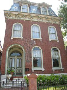 Soulard house - St. Louis, MO