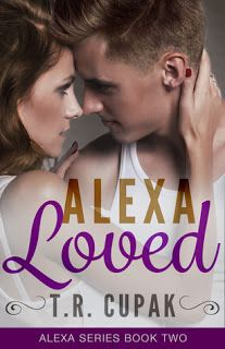 The book is on my table: Alexa Loved (Alexa #2) by T.R. Cupak