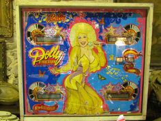 A Dolly Parton pinball game   The 31 Most Country Moments That Ever Occurred