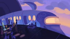 gigi d.g.'s doodle hootenanny (The Cucumber Quest Kickstarter is almost over! I'm...)