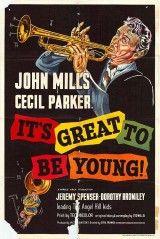 CINE(EDU)-668. Es grande ser joven. Dir. Cyrl Frankel. Reino Unido, 1956. Musical. Mr. Dingle é un entusiasta profesor de música.  Os seus métodos pedagóxicos distan moito de ser convencionais, algo que non é do agrado do novo director. Cando Frome descobre que comprou novos instrumentos para o centro coa axuda dos seus alumnos e tocando o piano nun pub, ten a escusa para despedilo, pero ao facelo provocará unha reacción... http://kmelot.biblioteca.udc.es/record=b1509819~S1*gag