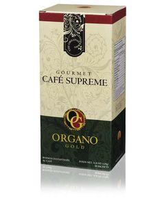 Organo Gold Gewichtsverlust Cafe