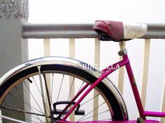 Purple Schwinn Hollywood, Back #1
