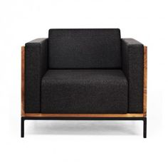 Form Teak Panel Chair - inspiration for bedroom chair